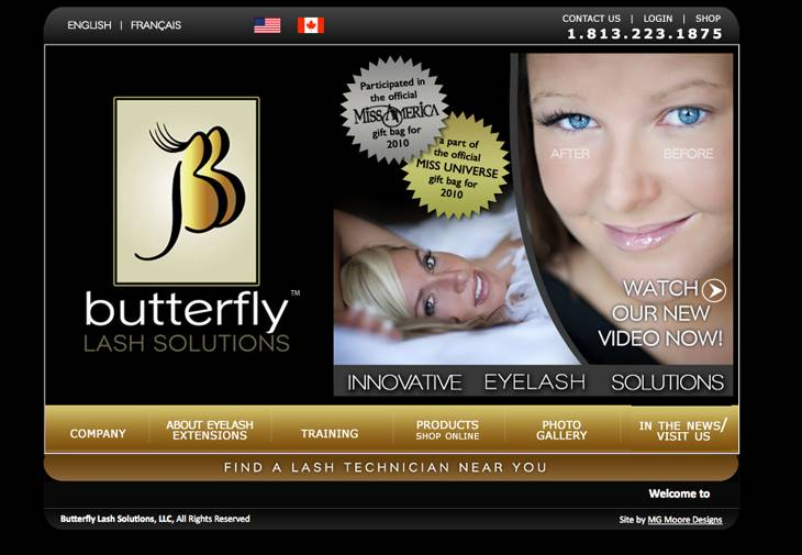 Butterfly Lash Solutions
